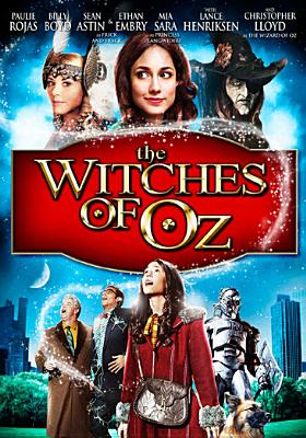 WITCHES OF OZ BY ROJAS,PAULIE (DVD)