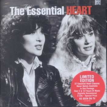 ESSENTIAL HEART BY HEART (CD)