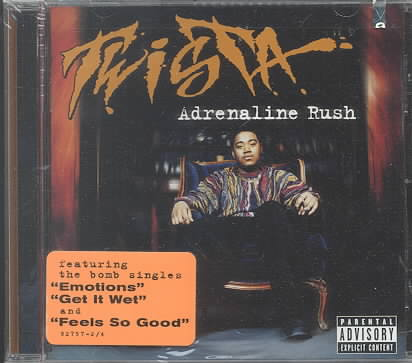 ADRENALINE RUSH BY TWISTA (CD)